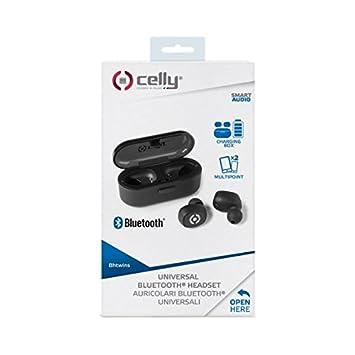 Celly Audio Ein-/Ausgabegeräte - Auriculares (Inalámbrico, Dentro de oído, Binaural