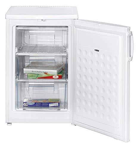 Amica GS 15424 W - Congelador (Vertical, Color blanco, Derecho ...