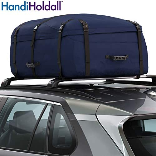 Handiworld Handiholdall 330 Litre Weatherproof Folding Roof Box Auto