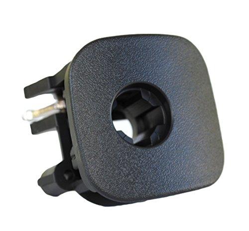 Black Glove Box Compartment Door Latch Lock Handle Fits 2010-2013 C6 Corvette