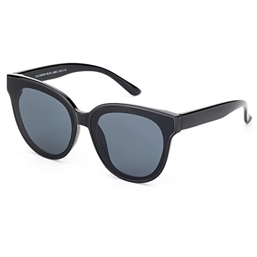 Vintage Cat Eye Women Eyewear Oversized Fashion Sunglasses - Fashion Sunglasses Oversized