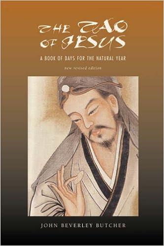 The tao of jesus john beverley butcher 9781933993249 amazon the tao of jesus fandeluxe Image collections