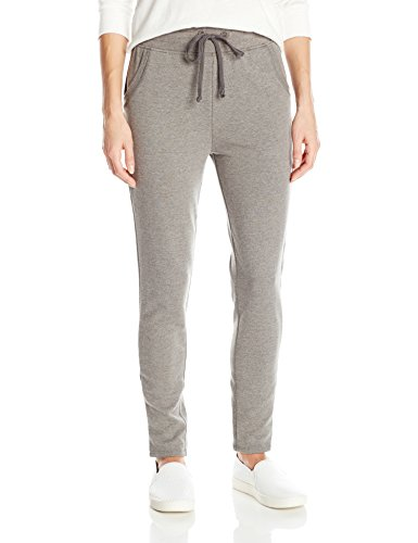 Alternative Women's Vintage French Terry Relay Race Pant, Coal, S