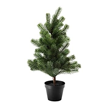 ikea artificial potted plant christmas tree 4 3421482014166