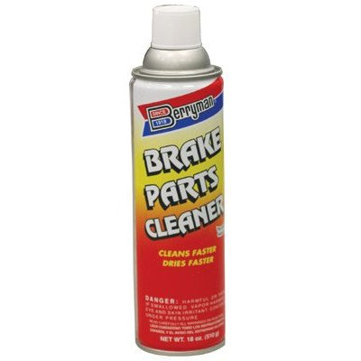 Brake Cleaners - 20 oz aero chlor brake cleaner [Set of 12] by Berryman Products