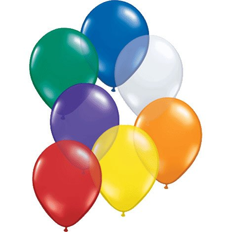 16 Inch Latex Balloons (16