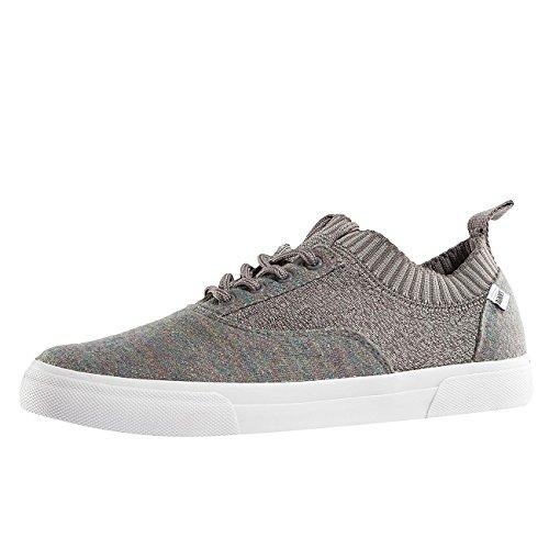 Djinns Herren Schuhe/Sneaker Sub Age SOC Multi Melange Grau