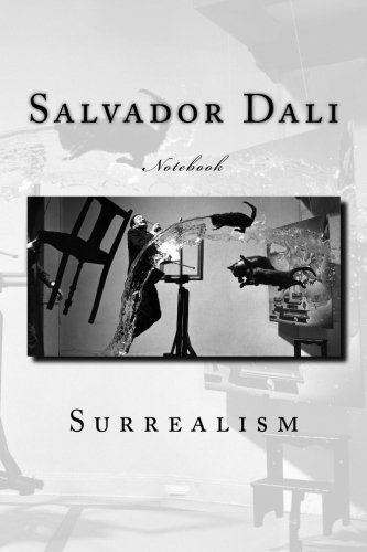 Salvador Dali: Notebook by Wild Pages Press