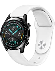 Silicone band Sport Strap 22MM for Samsung galaxy watch 46mm