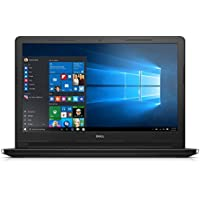 2016 Dell Inspiron 15.6 Inch Laptop with Intel Quad Core Processor up to 2.4GHz, 4GB DDR3, 500GB Hard Drive, Bluetooth, USB 3.0, HDMI, Windows 10 (Certified Refurbished)