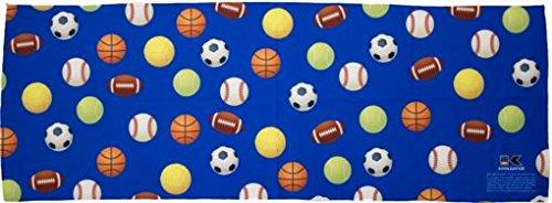 koolgator冷却タオル – 20 %オフ休日Sale 。 B073V58PL7 Sports Balls Design Sports Balls Design