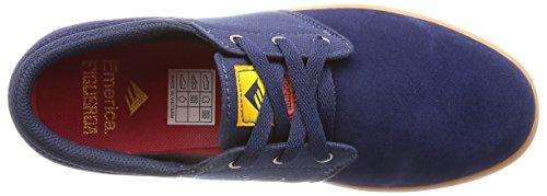 Emerica Skate Shoes - Emerica The Figueroa - Navy/gum
