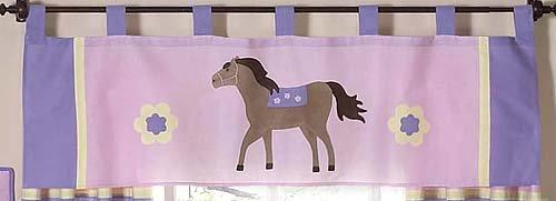 Sweet Jojo Designs 11-Piece Pretty Pony Horse Western Baby Girl Bedding Crib Set Without Bumper