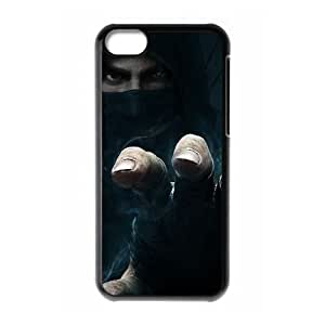 Thief Game5 iPhone 5c Cell Phone Case Black yyfabc-513603