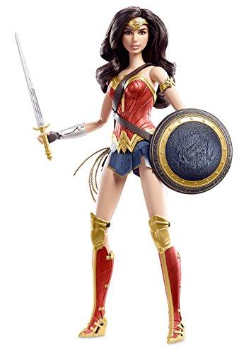 Barbie Collector Batman v Superman: Dawn of Justice Wonder Woman Doll by Barbie