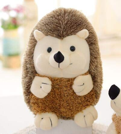 (Cute Plush Toy Doll Discus Spiny Porcupine Hedgehog Doll Pillow Stuffed Animals Toy Kids Play Toys Home Decor Birthday Gift(1pc,11.8In))