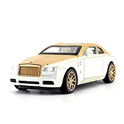 GYZS-TOY 1:32 Simulation Rolls-Royce Phantom Alloy Car Model Child Sound and Light Toy Car Model Gift from GYZS-TOY