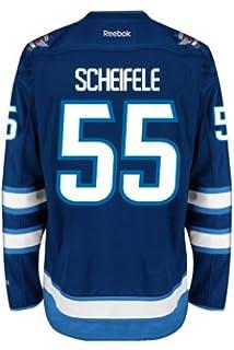 f9d723f6267 ... Mark Scheifele Winnipeg Jets Reebok Premier Home Jersey NHL Replica ...