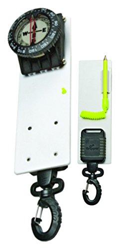 Innovative Locking Retractable Compass Slate W/Pencil & Clip
