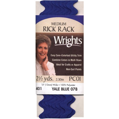 Sewing Rick Rack