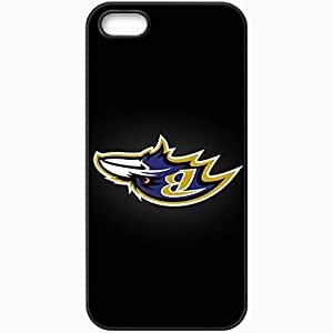 Personalized Case For HTC One M7 Cover Cell phone Skin Nfl Baltimore Ravens 4 Sport Black