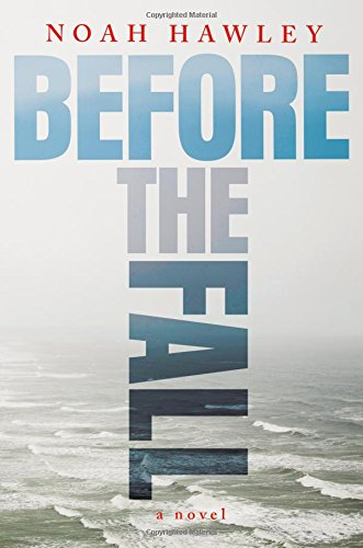 Before the Fall by Noah Hawley | featured book