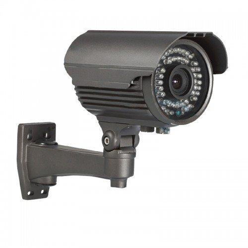QVIS SONY EFFIO-E 650/700TVL ARMOURED BULLET CCTV CAMERA VARIFOCAL by QVIS