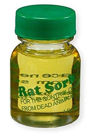 Rat Sorb (1oz) Odor Eliminator for Dead Rodents - Pack of 4 by Rat Sorb.
