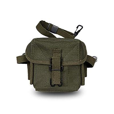 ZWJPW WW2 Vietnam WAR M1956 Ammo Pouch Bag Ammunition