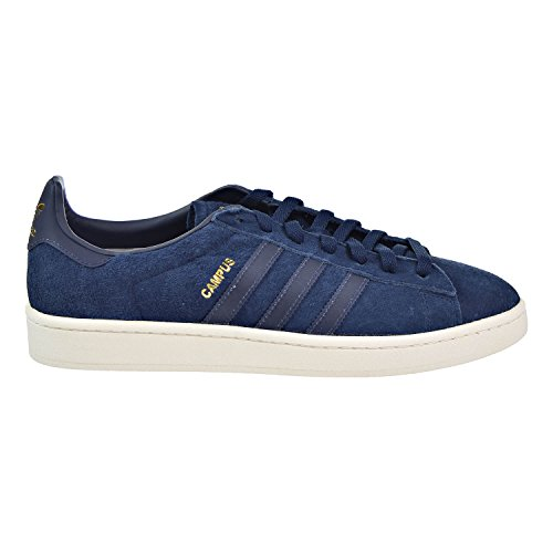 adidas Men Originals Campus Shoes Collegiate Navy/Reflective/Gold lowest price for sale original online yGiSo08P