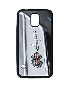 1961 Chevrolet Impala Ss Emblem ~ For Case Iphone 4/4S Cover Black Hard Case ~ Silicone Patterned Protective Skin Hard For Case Iphone 4/4S Cover - Haxlly Designs Case