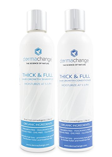 Organic Hair Growth Shampoo Conditioner product image