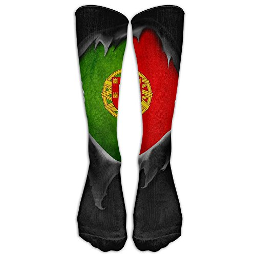 Portugal Flag Proud Portuguese Unisex Compression Socks Cool Sports Comfort Moisture Wicking Non Slip Sock Shoe Size - Online Shopping Portugal