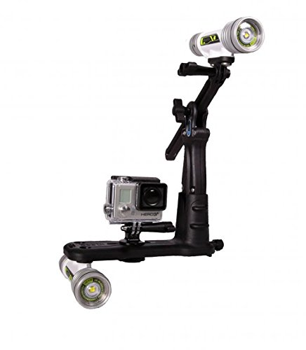 Underwater Kinetics Aqualite Pro Duo Lighting Kit by Underwater Kinetics