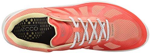 EccoECCO BIOM FJUEL - Zapatillas De Deporte Para Exterior Mujer Varios Colores (CORAL BLUSH/CORAL/POPCORN59422)