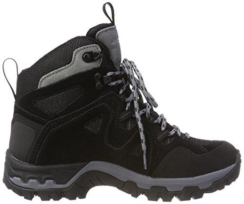 1 Adults' Schwarz Rise Hiking Schwarz High Alpina Boots Unisex 680405 w5Bpzq
