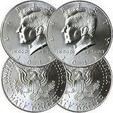 2012-P&D Uncirculated Kennedy Half Dollars