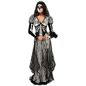 Boneyard Bride Adult Costume - Medium