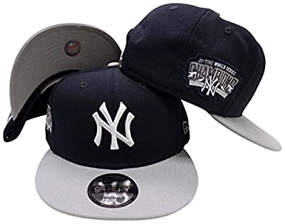 New York Yankees Victory Side 9FIFTY Adjustable Snapback Hat / Cap from New Era