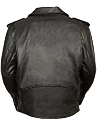 Amazon.com: 3XL - Leather & Faux Leather / Jackets & Coats: Clothing, Shoes & Jewelry