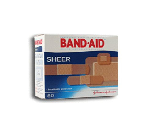 band-aid-comfort-sheer-adhesive-bandages-sheer-80ct-assorted-sizes-pack-of-2-160ct-total