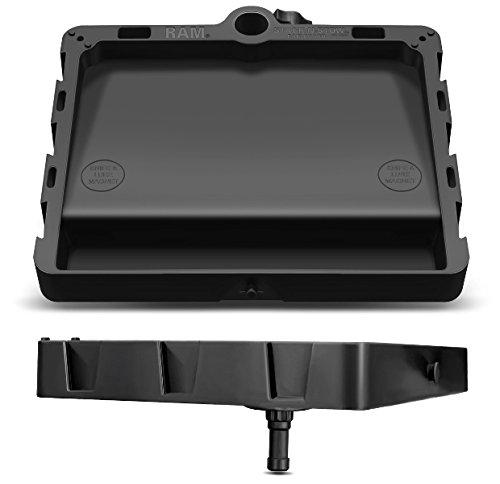 RAM Mount STACK-N-STOW Bait Board - 3 Post & Spline - Black Consumer Electronics by RAM