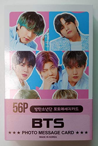 BTS Photocards Photo Cards 56pcs Set New Version