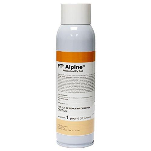 DPD PT Alpine Pressurized Fly Bait - CASE 6 CANS