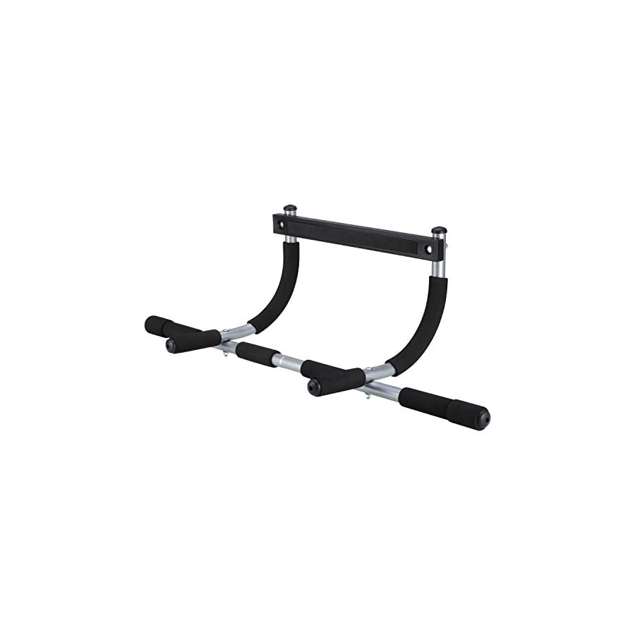 Ollieroo Doorway Chin up Pull up Bar Multi function Home Gym Health & Fitness Exercise Trainer Machine