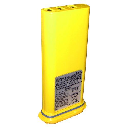 ICOM Lithium Battery Pack 5yr for GM1600 [IC-BP-234]