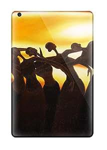 Hot UFmNIPN18413iByxS African Art Tpu Case Cover Compatible With Ipad Mini/mini 2 Sending Free Screen Protector