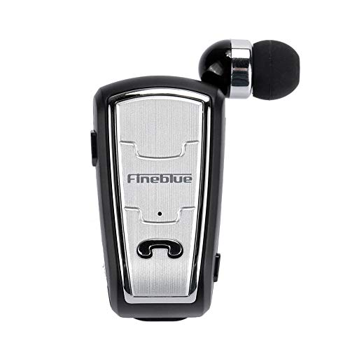 Duoying Fineblue FQ208 Wireless Blue-Tooth Headset Modern BT4.0 Clip Business Clamp