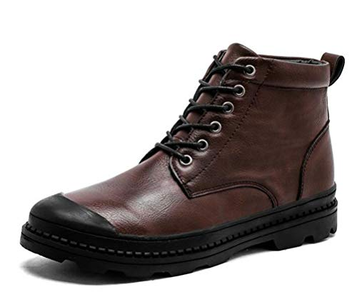 Scennek, Con Cinturino alla Caviglia Uomo, Marrone (Brown), 40 EU