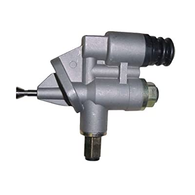 Complete Tractor 1703-3007 Fuel Pump For Case International - 87648717 J936318, 1 Pack: Automotive